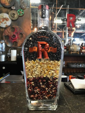 Grain profile of Ironroot Republic Whiskey